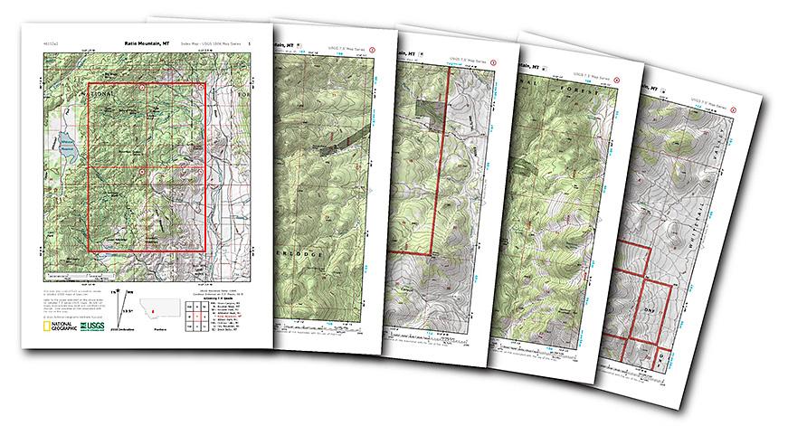 Quad Maps