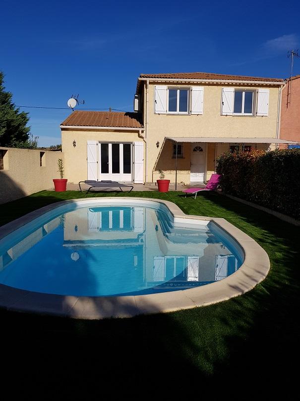 Villa romarin - Photo de novembre 2020, on prépare petit à petit vos futures vacances