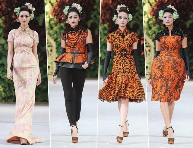Trend Fashion Dresses Modern Cheongsam 2014 By Sebastian