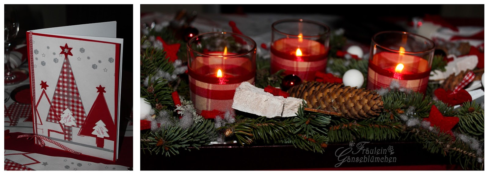 fr ulein g nsebl mchen weihnachts dinner 2013. Black Bedroom Furniture Sets. Home Design Ideas