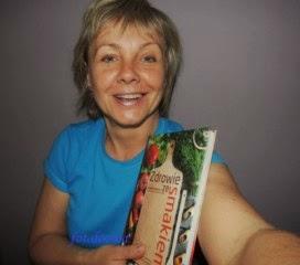 W tej książce znajdziecie również moje przepisy, zachęcam do lektury i zakupu.Kliknij na fotkę.