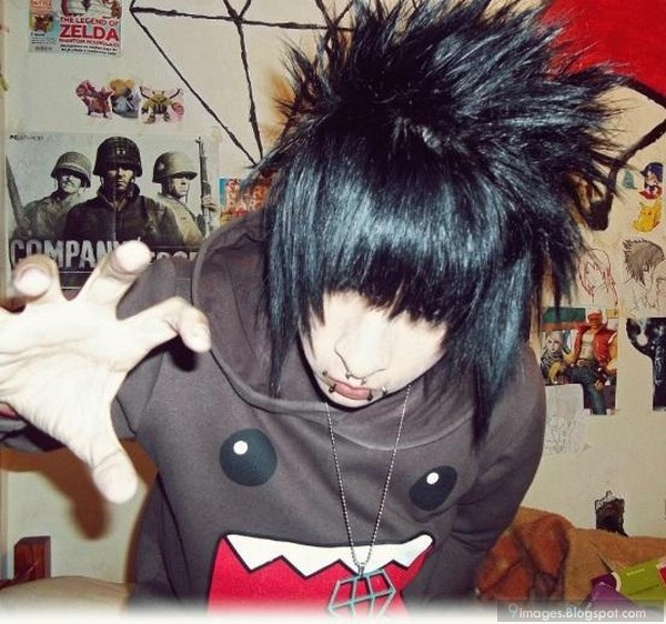 Alone Cute Emo Boy Sadness Adorable Google Hd Images