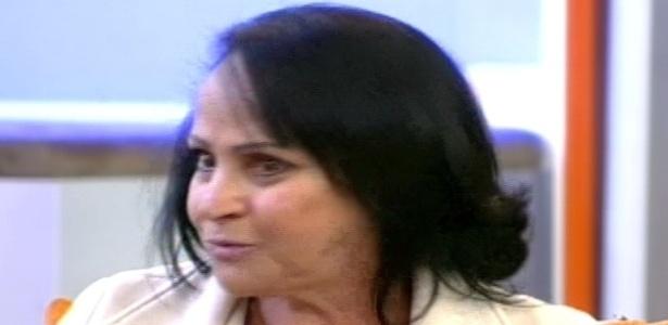 Mãe de Léo Áquilla dá entrevista ao 'Hoje em Dia' (Foto: Reprodução/Record)