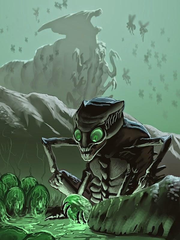 DSG 1719: Alien Midwife