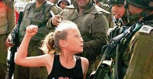 Video Top Ramadhan Gadis palestina Meninju Tentara Israel