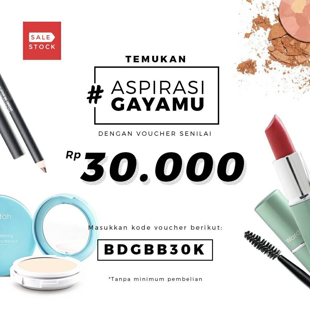 Voucher Sale Stock Indonesia