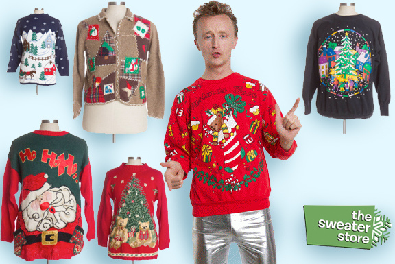 paul cram ugly christmas sweaters