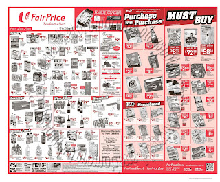 Ntuc Fairprice Weekly Promotion 17 23 September 2015