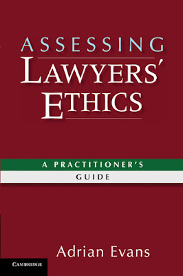 Assessing Lawyers' Ethics: A Practitioners' Guide - Free Ebook Download