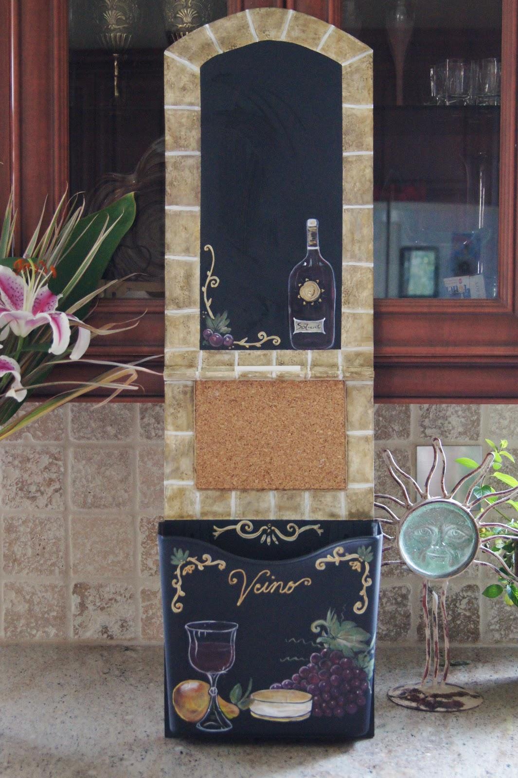 Decorative Cork Boards For Kitchens