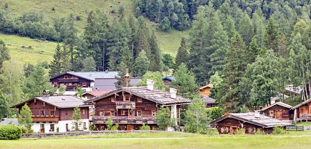 alpine bauweise