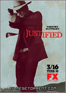 Justified 1 Temporada Torrent HDTV