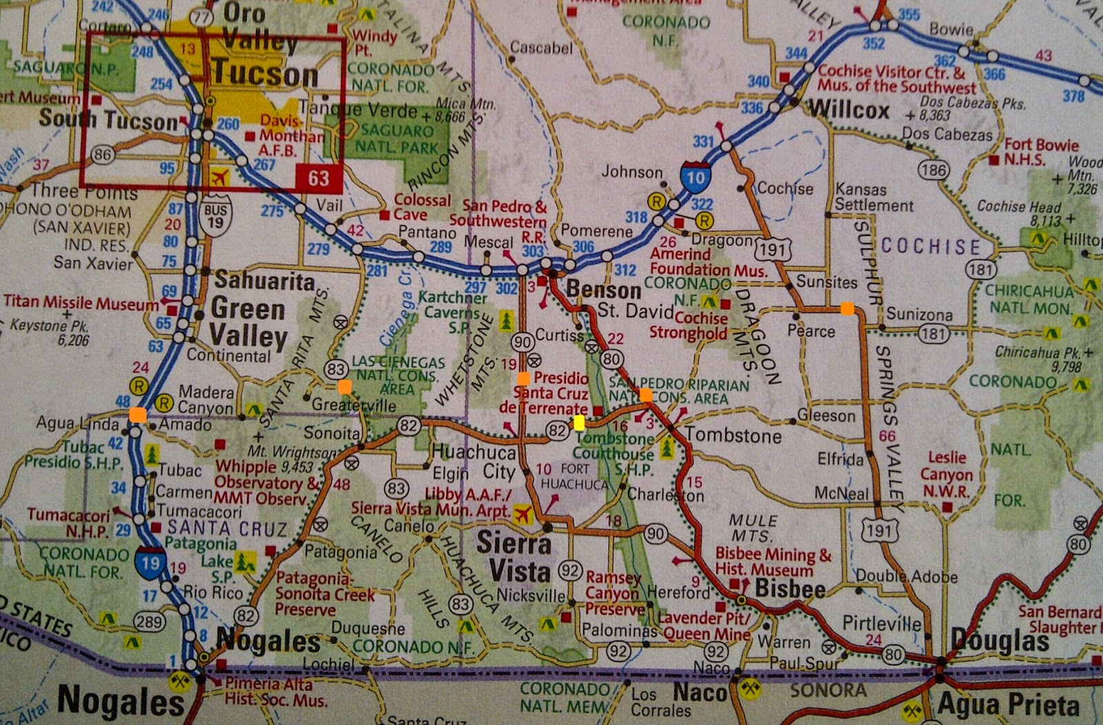 The Road: Arizona Border Patrol