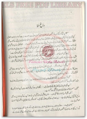 Dagh e Hina novel by Memona Khursheed Online Reading.