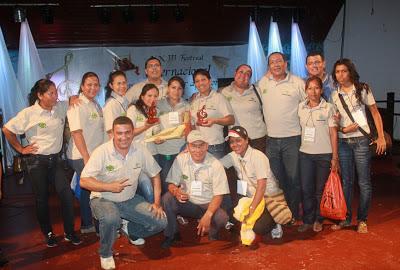 integrantes del DAFEC Leticia - Amazonas