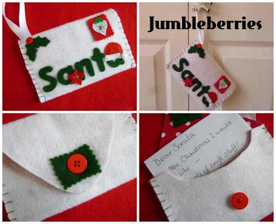 http://jumbleberries.blogspot.com/2013/11/christmas-wish-list-felt-envelope.html