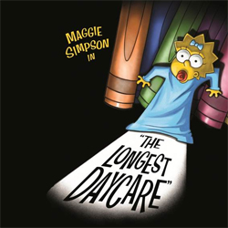 """Largo día de Guardería"" (Maggie Simpson In The Longest Daycare)"