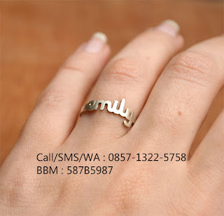 cincin nama monel