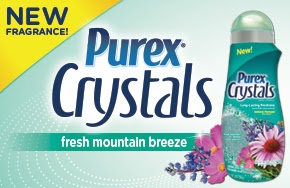 Purex crystals mountain breeze