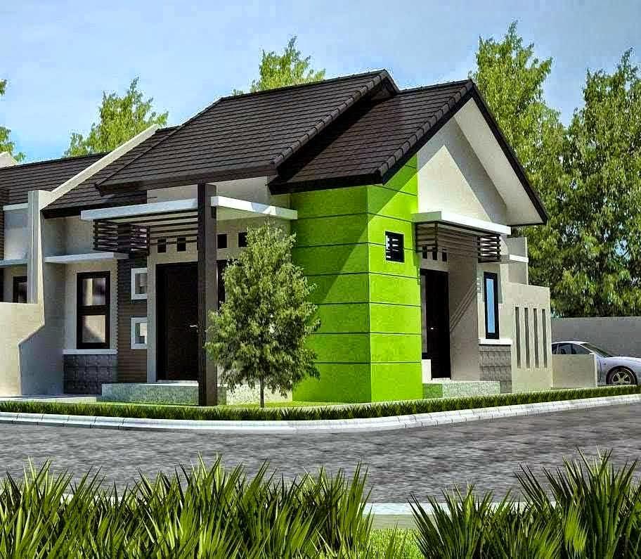 warna cat rumah minimalis elegan dan modern terbaru 1001