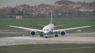 Boeing 787 Istanbul resimleri