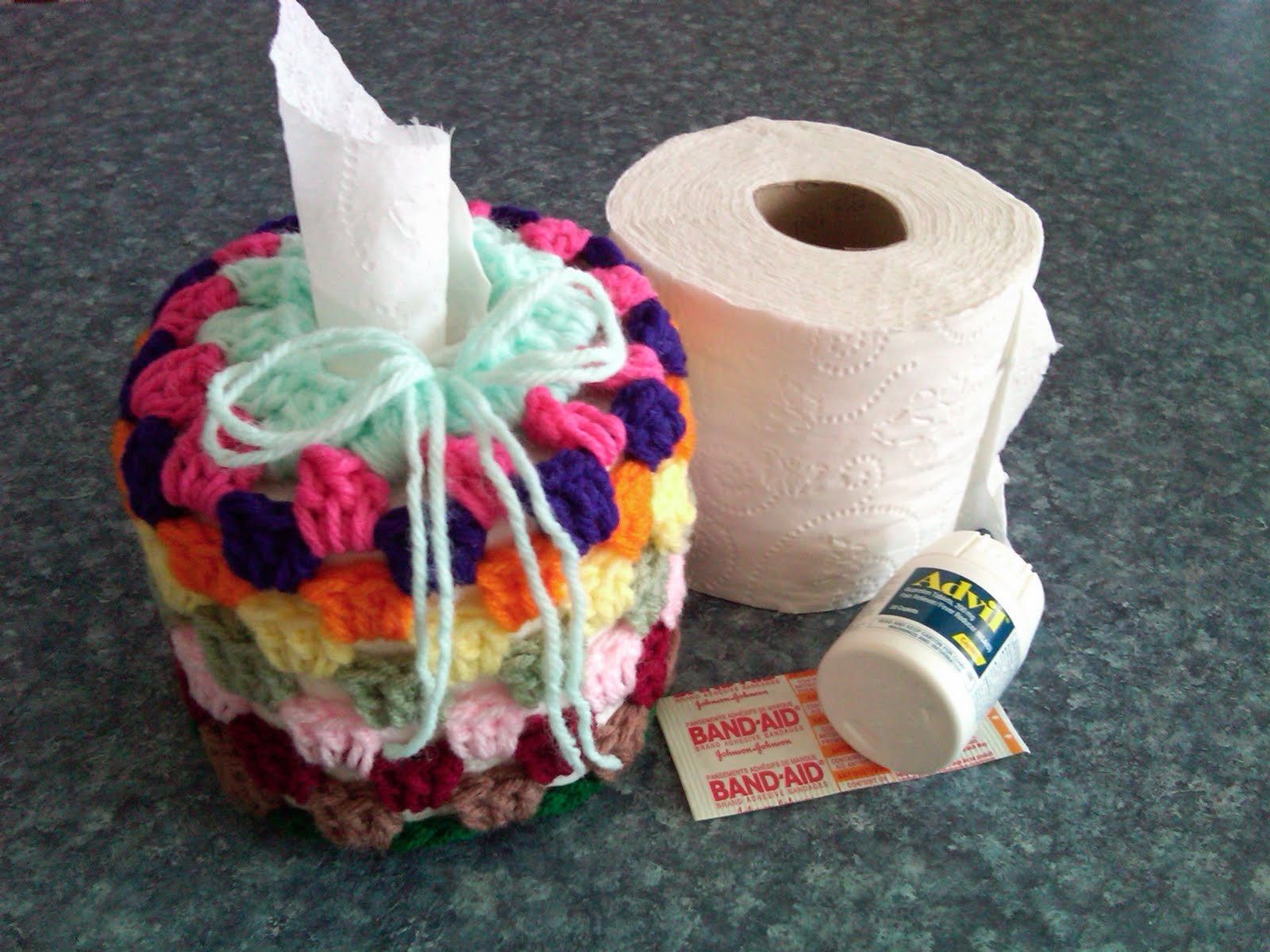 Coffee N Crafts Granny Tissue Covers