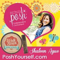 Posh Yourself - Shaleen Ague