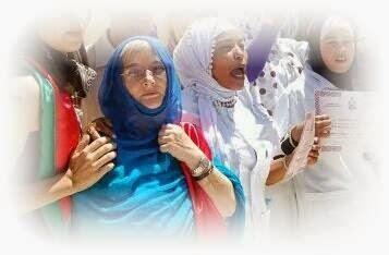 Fallece América de Furundarena, gran amiga del pueblo saharaui