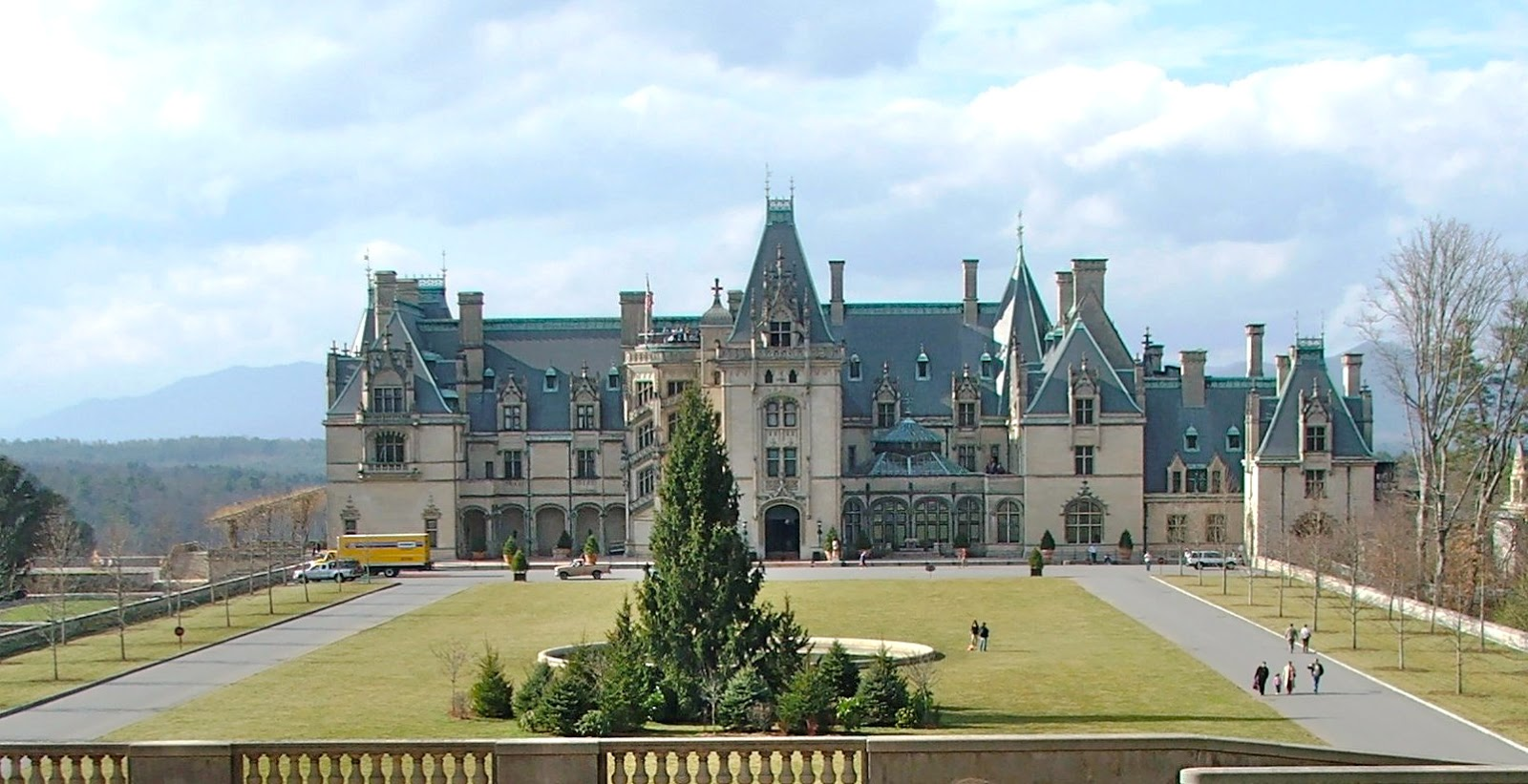 4 days in asheville for Is biltmore estate haunted