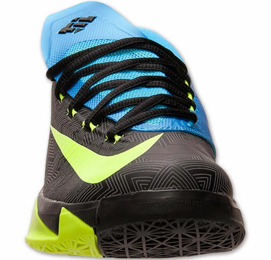 Nike Zoom KD 6 Black Volt Shoes are cheap sale on our website. Shop the  classic KD 6 Black Volt Shoes for yourself now!
