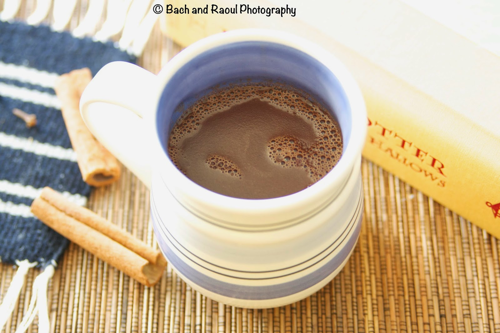 Bolivian Spiced Hot Chocolate - Rich, dark and decadent