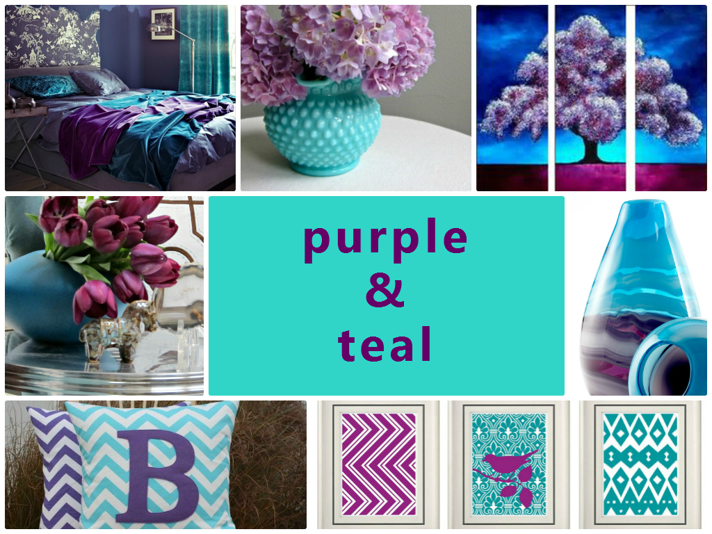 July 2014 - Combination with purple color ...