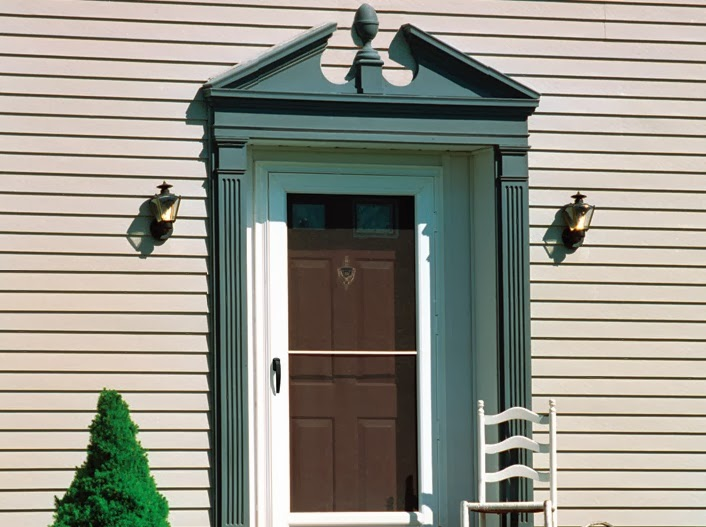 If A Person Looks At The Gap Within The Top Of The Storm Door And Its  Frame, The Space May Not Look Uniform Through The Top.And It Might Look  Like Itu0027s A ...