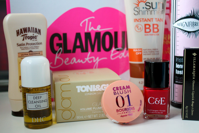 The Glamour Beauty Edit - Latest in beauty