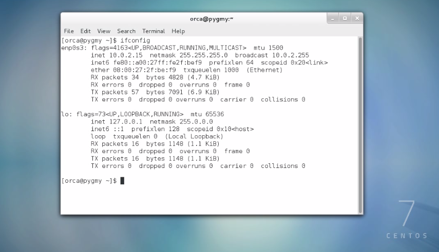 How to set and run NAT Virtual Network on CentOS,Kali Linux, Windows