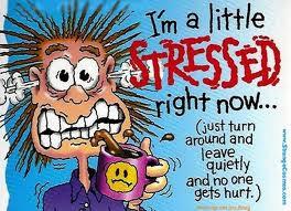 hadapi stress