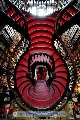 Lello Book store, Portugal