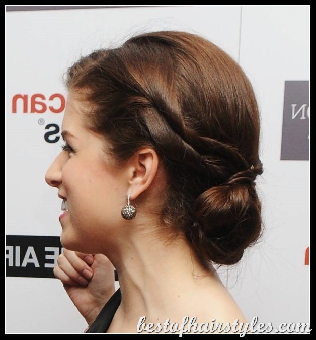 Updo Hairstyles For Black Hair