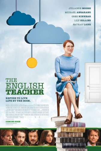 ������� ����������� / The English Teacher (2013) WEB-DLRip | L1