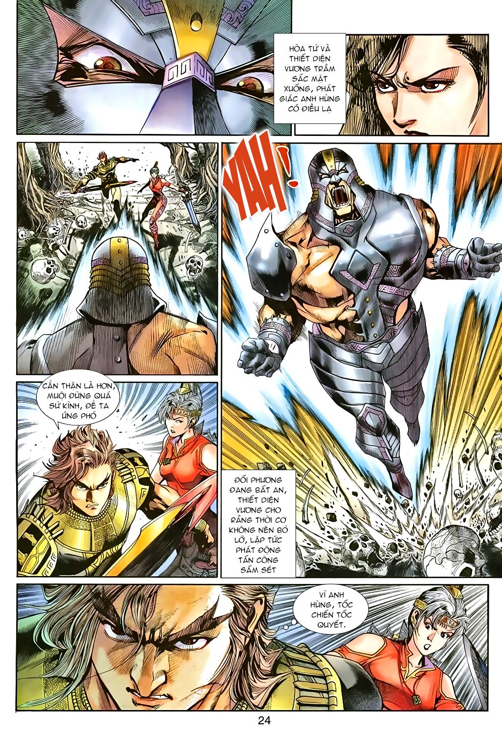Thần binh huyền kỳ 3 - 3.5 tập 81 - 23