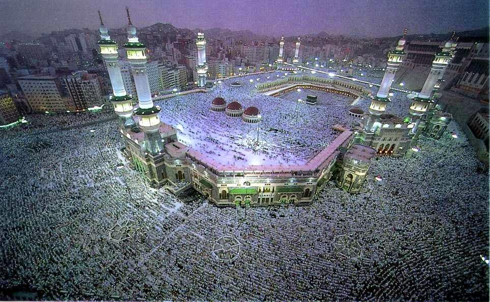 Tips Agar Tidak Nyasar di Makkah