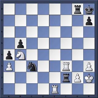 Echecs à Khanty-Mansiysk : la position après 38.Txf3