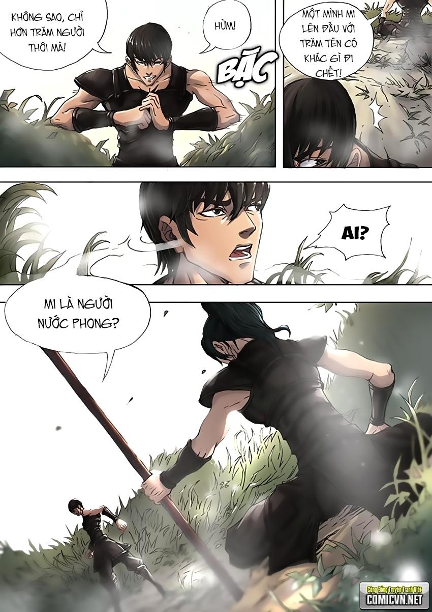 Đường Dần tại Dị Giới trang 23