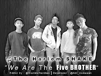 The Harlem Shake - Versi The Five BROTHER