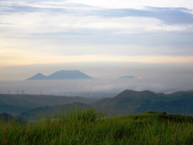Mt. Banahaw and Cristobal Peak, The Susong Dalaga Peak at Mt Batolusong, MT BATOLUSONG TANAY