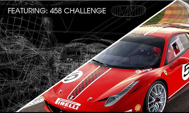 Ferrari 458 Italia Virtual Academia