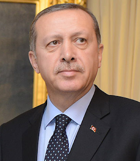 Biografi Recep Tayyip Erdogan