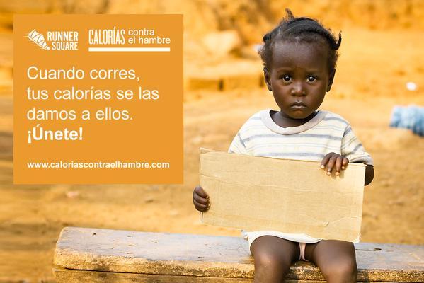 Runner Square - Calorías contra el hambre