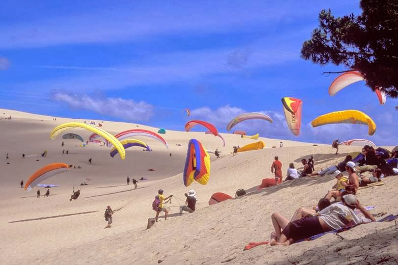 Dune of Pyla | The Largest Sand Dune in Europe