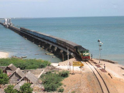 pamban bridge Rameshwaram